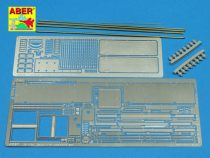 Aber Sd.Ah.116 tank transporter and Famo 18T 1/2 track set.2 (Tamiya)