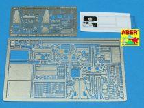 Aber Sd.Kfz.11 3 Ton 1/2 Track basic set (AFV Club)