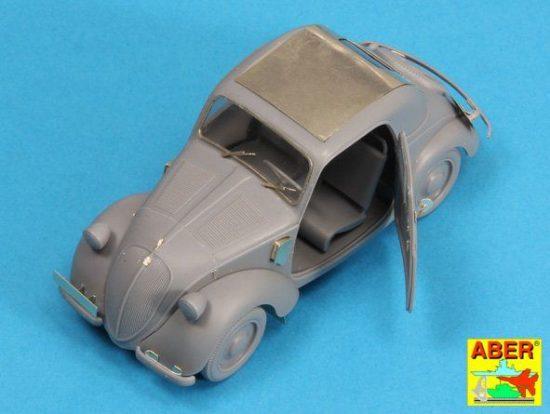 Aber Simca 5 Staff Car (Tamiya)