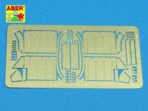 Aber Pz.Kpfw.V Panther Ausf.A/D front fender
