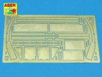 Aber Jagdpanzer IV fenders
