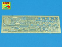 Aber Turret element for Pz.Kpfw.III Ausf.G/N, Pz.Kpfw.IV Ausf.E/G