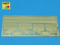 Aber fenders for Russian T-34 1942-45 version