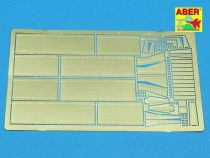 Aber fenders for Cromwell, Centaur, A34 Comet (Bronco Models)