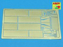 Aber fenders for Cromwell, Centaur, A34 Comet (Bronco Models)