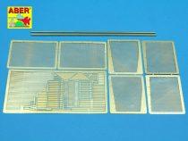 Aber Side mesh screens Pz.Kpfw.IVJ, Sturmgeschutz/StuG.IV Late, JagdPz.Kpfw.IVA