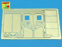 Aber Fenders for Jagdpanzer IV L-7 0 (V)