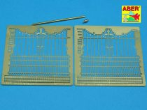 Aber Fence Type A