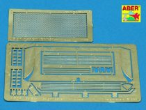 Aber Russian T-34 grill covers (Tamiya)