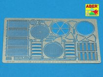 Aber Grilles for Pz.Kpfw.V Panther Ausf.G late model Sd.Kfz.171 TA