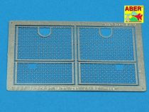 Aber Grilles for Pz.Kpfw.VI Tiger I Sd.Kfz.181 (Dragon)