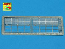 Aber Grilles for Jozef Stalin IS-2 or Russian JSU-122/152