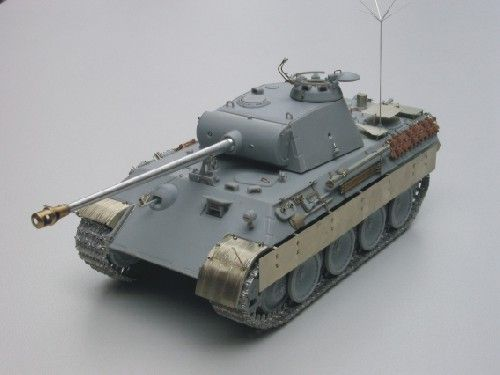 Aber Pz.Kpfw.V Panther Ausf.A/D set (Dragon)