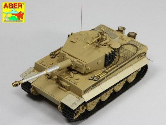 Aber Pz.Kpfw.VI Ausf.E (Sd.Kfz.181) Tiger I - Late (Tamiya)