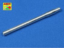 Aber British Q.F., 6 pdr. 57 mm Mk.III Gun barrel for Centaur, Cromwell (Tamiya)