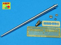 Aber German 5cm barrel for A/T gun PaK 38 (Dragon, Revell)