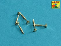 Aber German tank MG 34 machine gun barrels for turret mount
