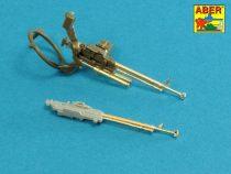 Aber Barrel for Russian 12,7mm heavy machine gun DShK (Dragon, Trumpeter)