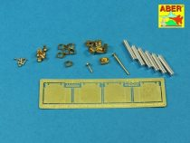 Aber Barrels for British Mk.I Female Tank (Takom)
