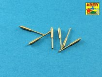 Aber Set of barrels for US M16A1 or M231 5,56mm gun barrels x 6 pcs