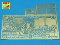 Aber Sd.Kfz.181 Pz.Kpfw.VI Ausf.E Tiger.I Early Vol.1 - Basic set (Tamiya)