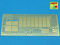 Aber Sd.Kfz.181 Pz.Kpfw.VI Ausf.E Tiger.I Early Vol.2 - Fenders (Tamiya)