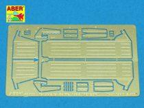 """Aber Fenders for Jagdpanzer 38 (t) """"Hetzer"""" (Tamiya)"""