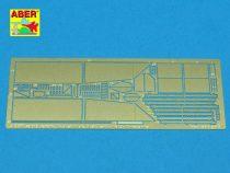 Aber Pz.Kpfw.IV Ausf.H Late & J Early Vol.3 - Turret Skirts (Tamiya)