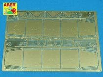 Aber Pz.Kpfw.IV Ausf.H & J Early Vol.4 - Side Skirts (Tamiya)