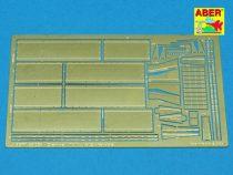 Aber British Cruiser Cromwell Mk.IV Vol.2 - Fenders (Tamiya)