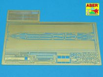 Aber Soviet Heavy Tank KV-1 or KV-2 Early /w Wide Fenders Vol.1 - Basic Set (Tamiya)