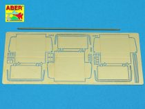 Aber Soviet Heavy Tank KV-1 or KV-2 Early /w Wide Fenders Vol.2 - Tool Boxes Early Type (Tamiya)