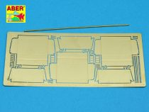 Aber Soviet Heavy Tank KV-1 or KV-2 Early /w Wide Fenders Vol.3 - Tool Boxes Late Type (Tamiya)