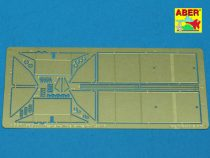 Aber Rear Small Fuel Tanks for Russian T-34/76