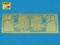 Aber Rear Boxes for German Panther & Jagdpanther