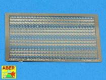 Aber PSP Mat Pierced Steel Plank Set (Marston Mat)