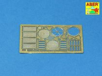 Aber Grilles for Sd.Kfz.171 Panther Ausf.G Late (Tamiya)