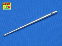Aber Russian 85mm ZiS-S-53 L/51,5 Tank Barrel for T-34/85 model 1943/44 (Tamiya)
