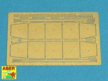 "Aber Side Skirts for Panzer IV Ausf.G & Sturmpanzer IV ""Brummbar"""