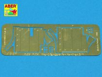 Aber front fenders for Pz.Kpfw.V Panther Ausf.G