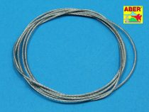 Aber Stainless Steel Towing Cables dia 0.9mm length 1m
