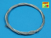 Aber Stainless Steel Towing Cables dia 1.3mm length 1m