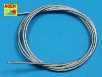 Aber Stainless Steel Towing Cables dia 1.5mm length 1m