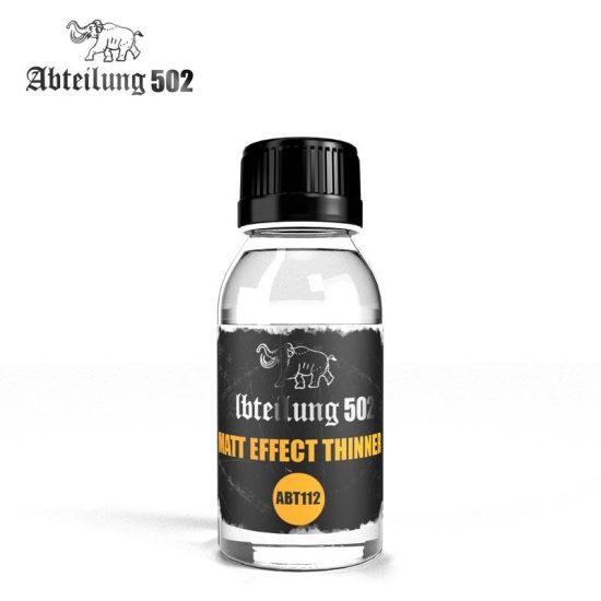 Abteilung 502 Matt Effect Thinne