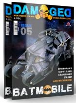 DAMAGED 05 - WEATHERED & WORN MODEL MAGAZINE