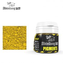 Abteilung 502 SULFUR YELLOW PIGMENT