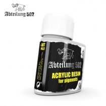 Abteilung 502 ACRYLIC RESIN FOR PIGMENTS