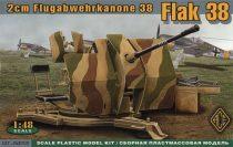 Ace Model 2cm Flak 38 makett