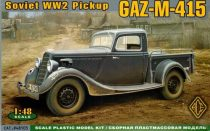 Ace Model WWII Soviet pick-up GAZ-M-415 makett