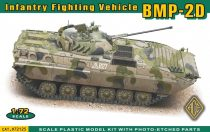 Ace Model  BMP-2D Infantry Fighting vehicle makett
